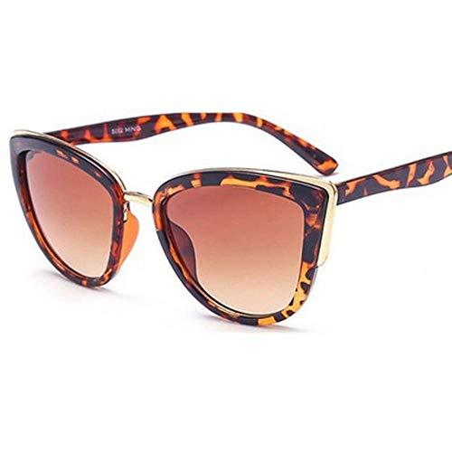FJCY Gafas de Sol de bambú de Color Gafas de Sol de Madera para Hombre Gafas de Sol con Espejo retrovisor para Mujer Retro-Kp1501-C15