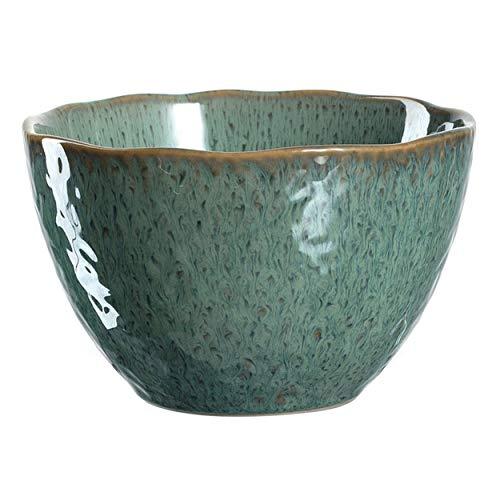 LEONARDO Matera Assiette à soupe 0,98 L Rond Céramique Vert 1 pièce(s) - Bol (Assiette à soupe, 0,98 L, Rond, 1 personne), Céramique, Vert