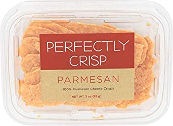 Perfectly Crisp, Crisps Parmesan, 3 Ounce