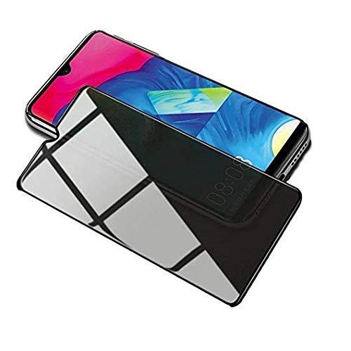 Realtech Premium Anti Burst Anti Spy 2.5D Curve Edge Privacy Tempered Glass Screen Protector for Samsung Galaxy A71 5G / Samsung Galaxy A71 5G UW