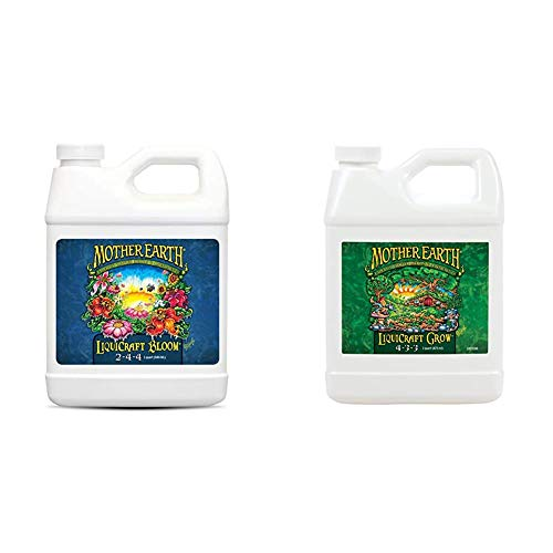 Mother Earth LiquiCraft Bloom Plus LiquiCraft Grow Fertilizer