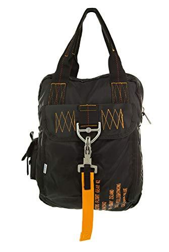 Farm Blue Tactical Flight Bag – Aviators Parachute Pilot Helmet Bag #2 -Black Military Style