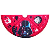 Star Wars Kurt S. Adler 48-Inch Darth Vader Treeskirt