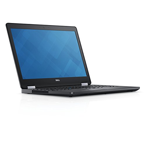 DELL DELL Latitude E5570 2.4GHz i5-6300U 15.6' 1920 x 1080pixels Black (Renewed)