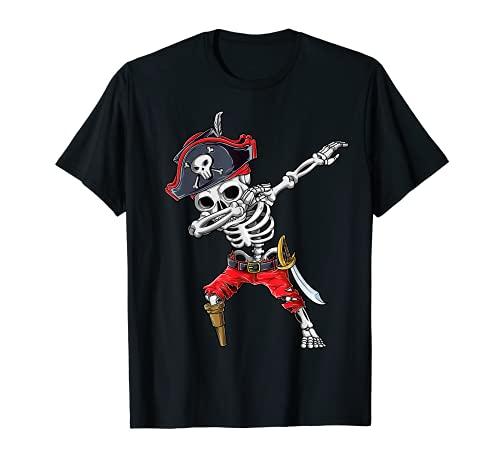 Skeleton Pirate Shirt