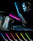 Light Stix Radial 360° LED Light Up Drumsticks - COLOR CHANGE |16 Unique Glowing Colors Change With...