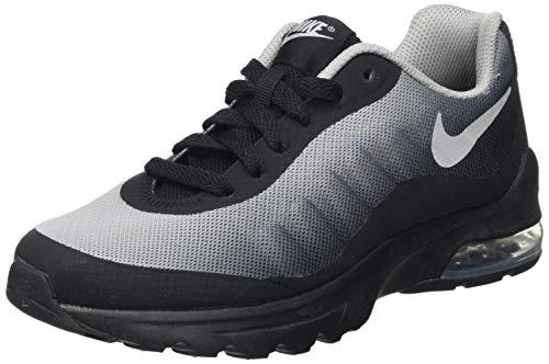 Nike Air Max Invigor, Chaussure de Course, Black Lt Smoke Grey, 36.5 EU