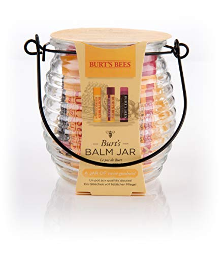 Burt's Bees Balm Jar Moisturising Gift Set