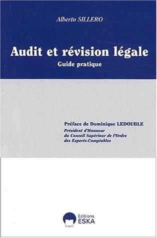 Audit et révision légale