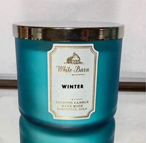 White Barn by Bath & Body Works 3-Wick Scented Candle in Winter