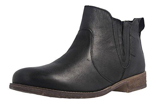 Josef Seibel Damen Sienna 45 Chelsea Boots Schwarz 100), 44 EU
