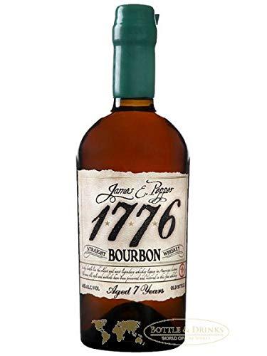1776 James E. Pepper Bourbon (-7 Jahre-) Whiskey 0,7 Liter