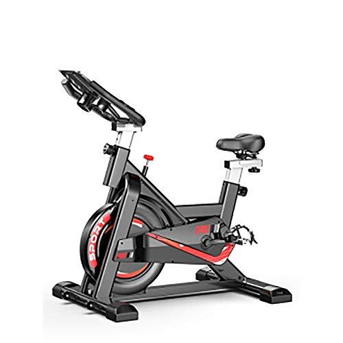 Bicicletas estáticas y de spinning Móvil for bicicleta Ultra Quiet Home Fitness coche pedal de bicicleta Indoor Sports bicicleta de ejercicio aeróbico interior de Spin Bicicletas entrenamiento de la a