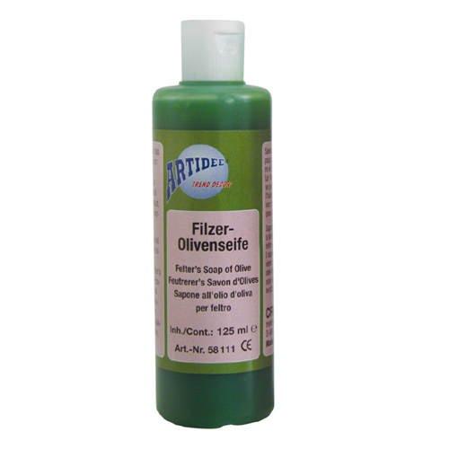 Filzer-Olivenseife, 125ml [Spielzeug]