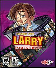 The Best Leisure Suit Larry: Box Office Bust-40272 - The original Larry is now a movie mogul, but hes got a problemthe studio across the road always seem to know what hes making: there must be a mole in the studio! Uncle Larry turns to you, his nephew, Larry Lovage - to solve the mystery, after all, no-one would suspect a guy working in the mail room right? You must uncover the identity of the mole the very existence of the studio depends upon it! What could possibly go wr