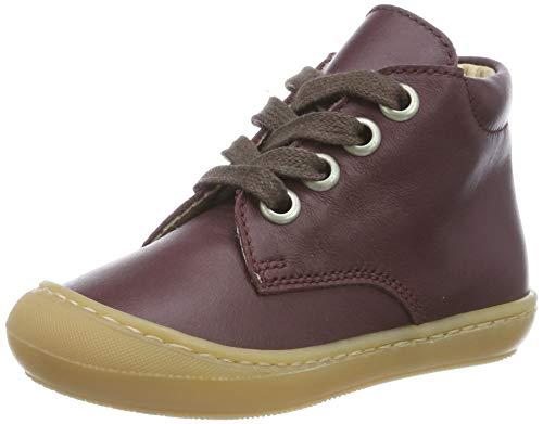 Däumling Unisex Baby Sami Sneaker, Rot (Action Moscato 23), 22 EU