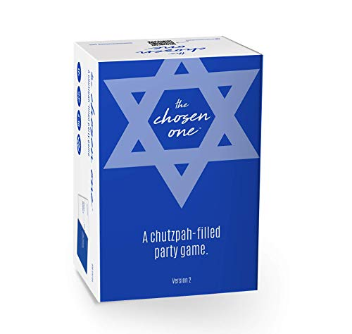 The Chosen One Game- A Jewish Party Game