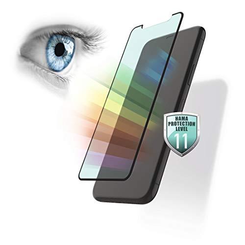 Hama 3D-Full-Screen 188661 Bildschirmschutzglas Passend für (Handy): Samsung Galaxy A21s 1St.