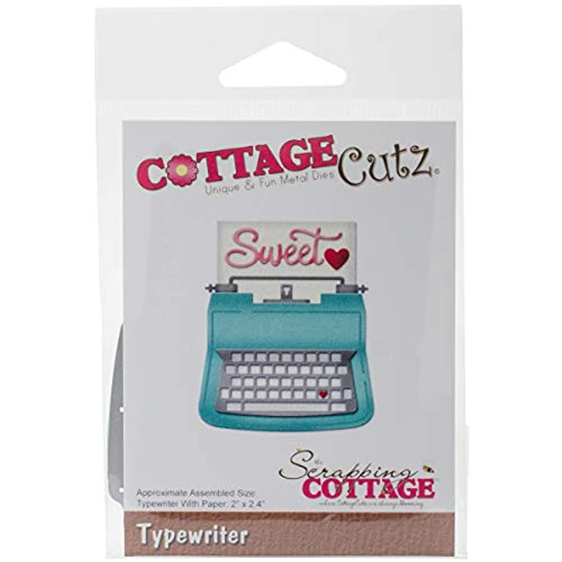 CottageCutz CC-272 Die-Typewriter, 2 inches X2.4 inches
