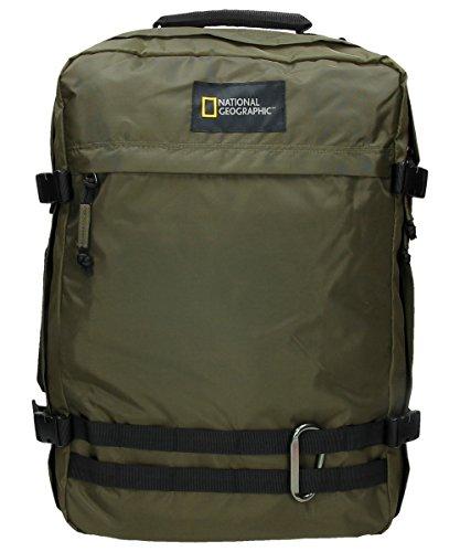 Mochila maleta hombre National Geographic KHAKI