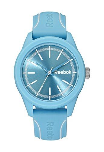 Reebok Spindrop RF-SPD-L2-PKIK-KW Damen-Armbanduhr mit blauem Silikonband