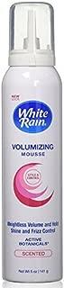 white rain mousse