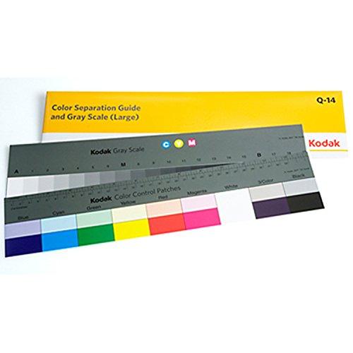 Kodak コダック カラーセパレーションガイド&グレースケール Q-14 14インチ 1527662