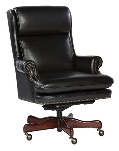 Leather Executive Tilt Swivel Chair by Hekman Furniture