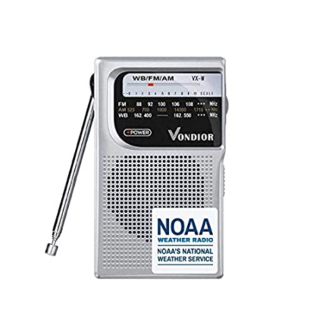 Vonidor NOAA Weather Radio