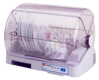 SUNPENTOWN Warm AIR Dish Dryer