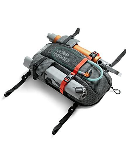 Gearlab Deck Pod - Kayak Deck Bag, Paddling Magazine Award, Holds Paddle Float,...