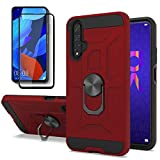 Casebuff for Huawei Nova 5T Case and screen protector –