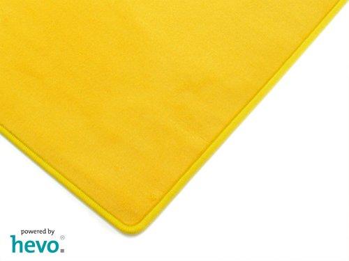 Baby Teppich Romeo gelb - 4