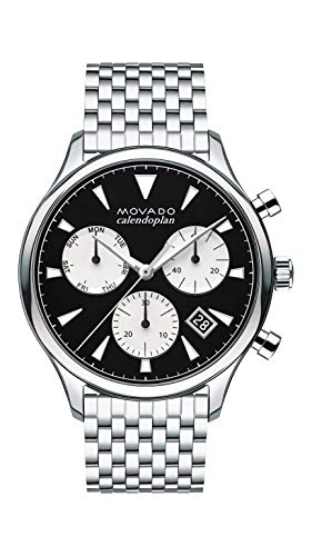 Movado Heritage, Stainless Steel...