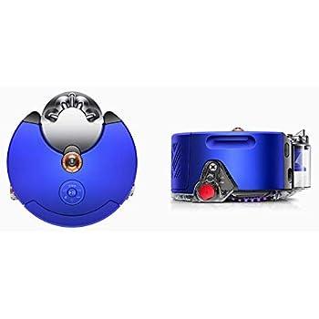 Dyson 360 Heurist Robot Vacuum (Nickel Blue) - International Version