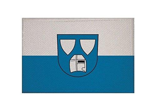 U24 Aufnäher Neuenstadt am Kocher Fahne Flagge Aufbügler Patch 9 x 6 cm