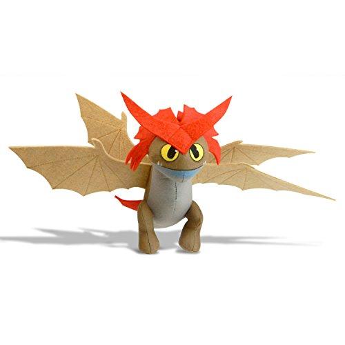 DreamWorks Dragones Asaltanubes Cloudjumper Peluche 18 cm