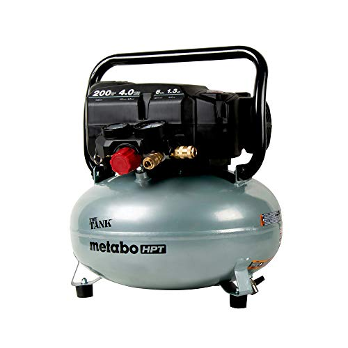 Metabo HPT EC914S Pancake Air Compressor