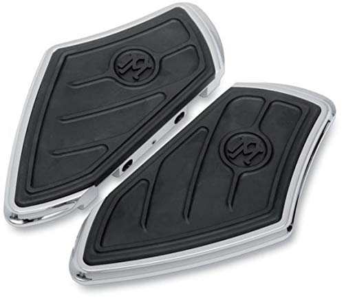 Performance MacHine Contour Passenger Floorboard Chrome for H-D FLT FLST 86-11