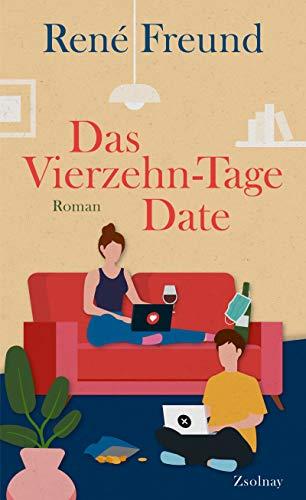 Buchseite und Rezensionen zu 'Das Vierzehn-Tage-Date: Roman' von René Freund