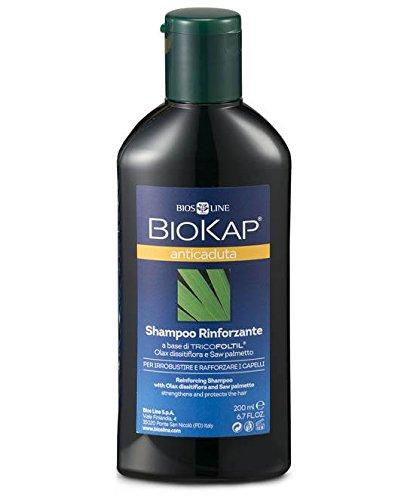 Bios Line 1700 Biokap Shampoo Anticaduta, 200 ml