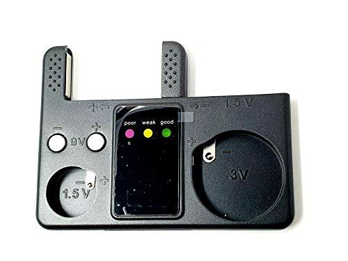 Batterie-Tester Mr. Check, Ampercell, EAN 4012895008180
