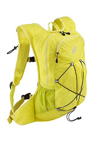 ASICS Lightweight Running Backpack 3013A149-763; Unisex Backpack; 3013A149-763; Yellow; One Size EU (UK)