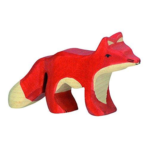 Holztiger Fuchs, klein, 80096