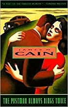 The Postman Always Rings Twice by James M. Cain, Jeff Stone (Editor)