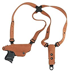 running shoulder holster