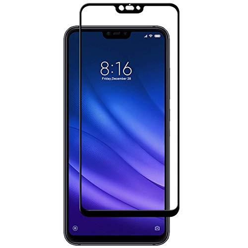 "Pelicula de Vidro para Xiaomi Mi 8 Lite 6.26"" (Preta)"