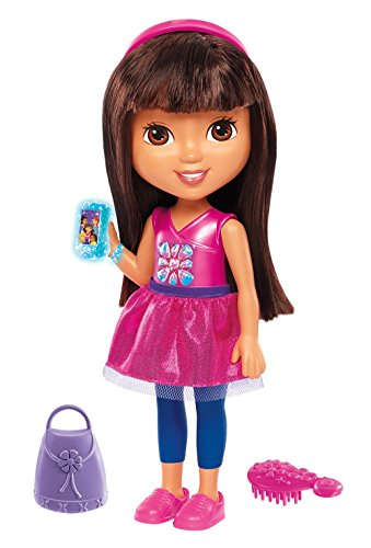Dora la Exploradora - Dora Habla Conmigo (Mattel DGT59)