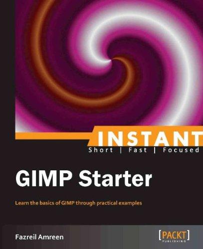 Instant GIMP Starter (English Edition)