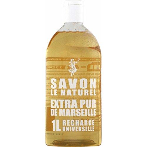 Savon de Marseille extra Pur Le Naturel 1000ml Nachfüllpack
